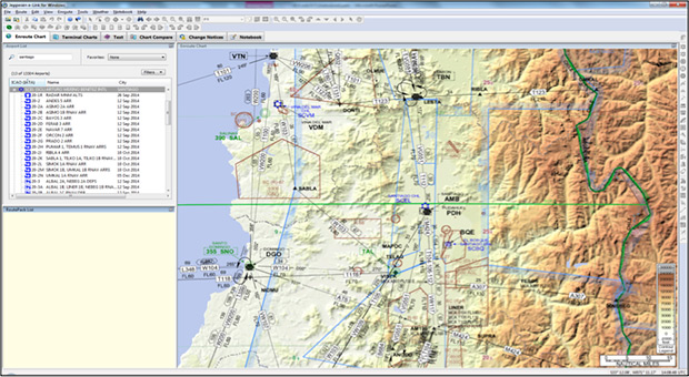 JeppView Update Product Support Information Support - Jeppesen turbulence map us