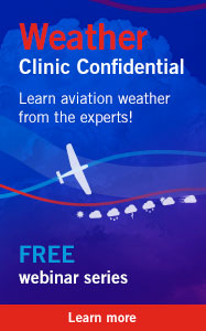 Aviation Weather Webinar Series by Jeppesen